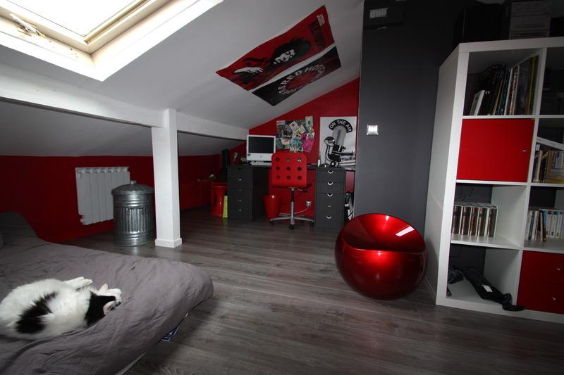 Transformer une chambre de b b en chambre d ados conseils - Comment organiser une chambre d ado ...