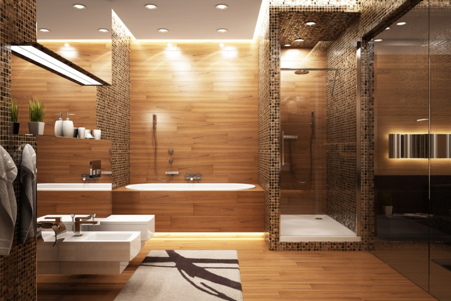 d co salle de bain ambiance spa. Black Bedroom Furniture Sets. Home Design Ideas
