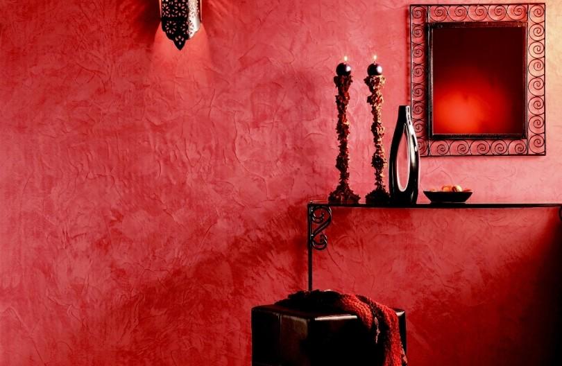 la peinture tadelakt une vraie tendance. Black Bedroom Furniture Sets. Home Design Ideas