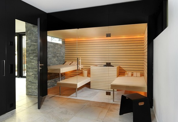 installer un sauna chez soi pas si compliqu. Black Bedroom Furniture Sets. Home Design Ideas