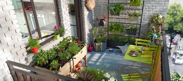 Comment bien fleurir son balcon ou terrasse ? |