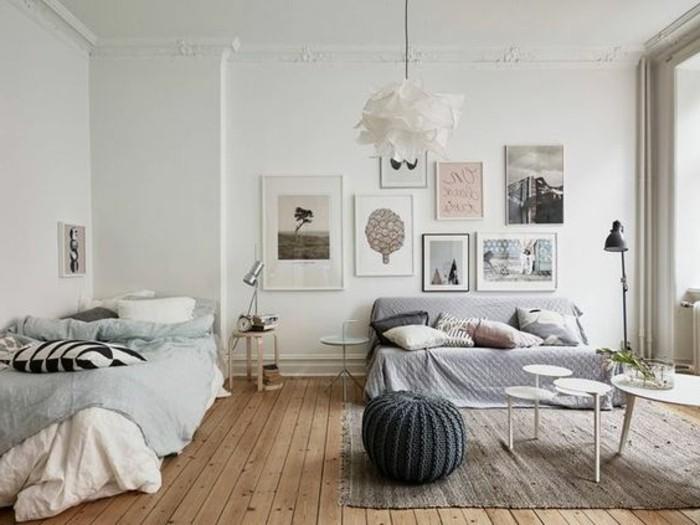 Quelques idées déco pour agrandir un petit appartement |